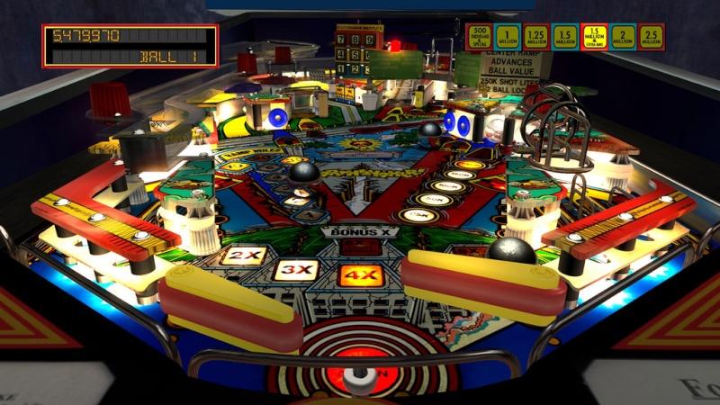 Pinball Arcade : Earthshaker Earths10