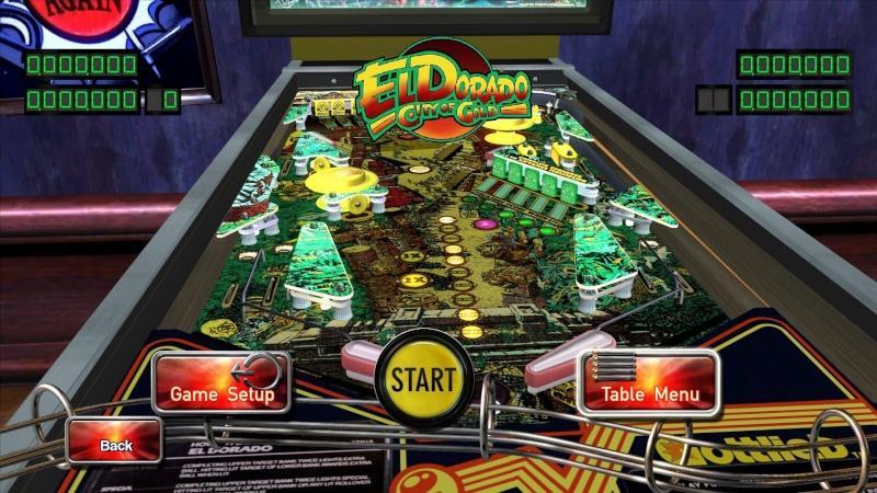 Pinball Arcade : El dorado Eldora10