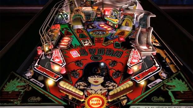 Pinball Arcade : elvira Elvira10