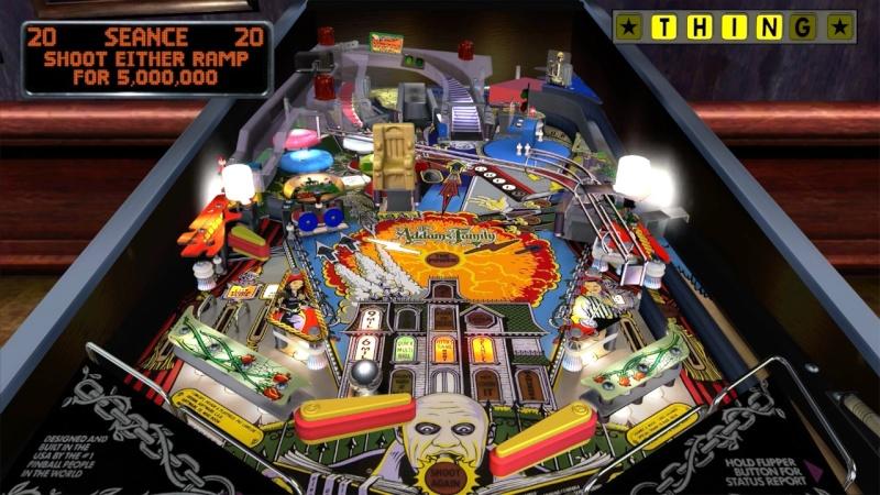 Pinball Arcade : The Addams Familly Fgtv_a10