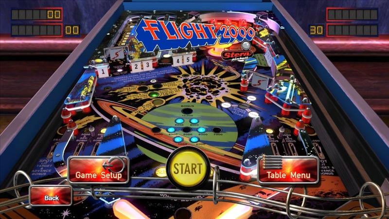 Pinball Arcade : flight 2000 Flight10