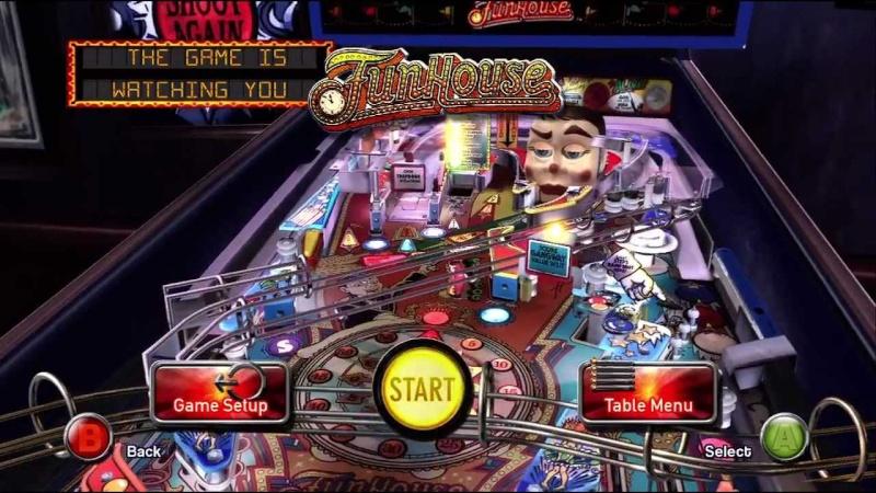 Pinball Arcade : Funhouse Funhou10