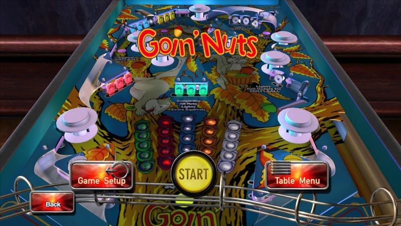 Pinball Arcade : goinnuts Goinnu10