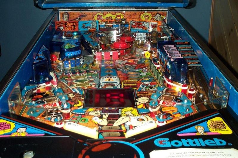 Pinball Arcade: Lights Camera Action Lights10