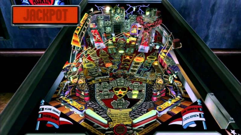 Pinball Arcade : Medieval Madness Mediev10