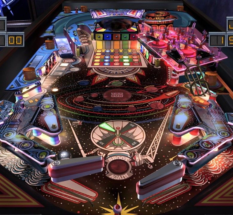 Pinball Arcade : pinbot Pinbot10