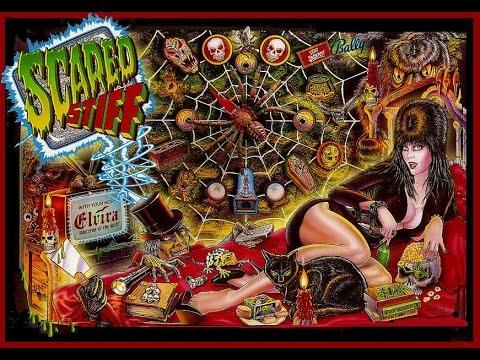 Pinball Arcade : scared stiff Scared10