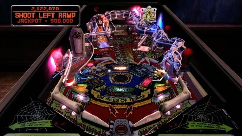Pinball Arcade : scared stiff Scared11