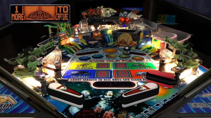 Pinball Arcade : Starship Troopers Starsh10