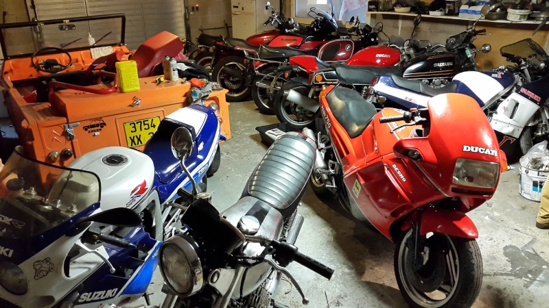 Ducati 750 SS Cafe Racer - Page 36 20150315