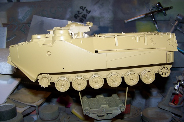 "AAVP7A1 Tamiya 1/35 ( operation "" Urgent Fury "" 25/10/83) 100_9242"