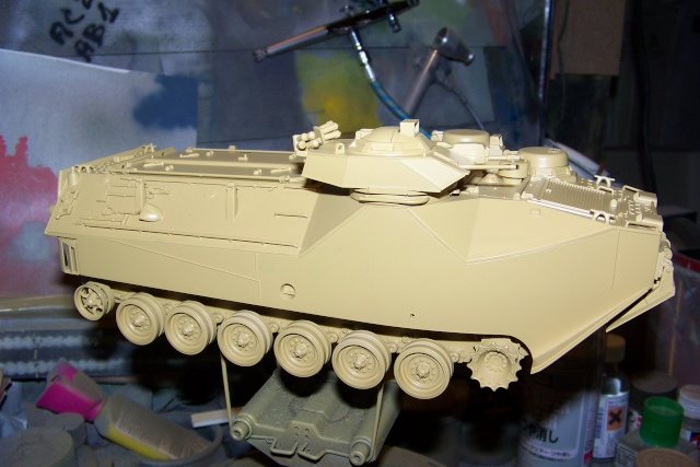 "AAVP7A1 Tamiya 1/35 ( operation "" Urgent Fury "" 25/10/83) 100_9244"