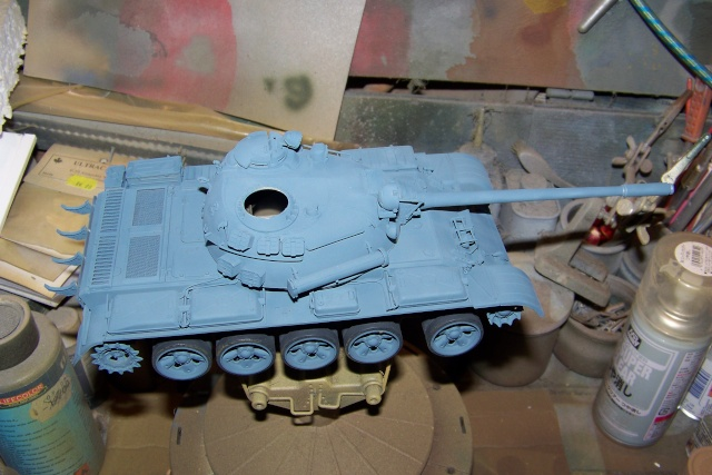 T-55A 1/35 Tamiya fini 100_9248