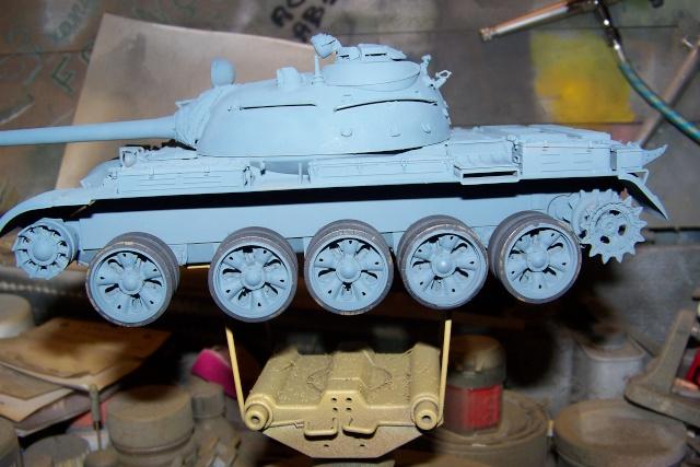T-55A 1/35 Tamiya fini 100_9251