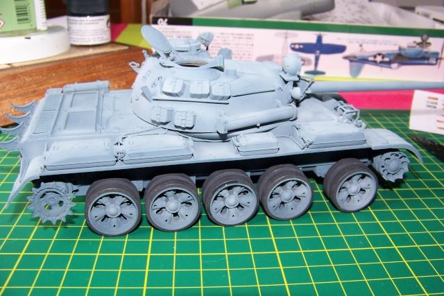 T-55A 1/35 Tamiya fini 100_9413