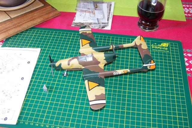 Fokker D XXIII 1/48 Fini - Page 3 100_9421