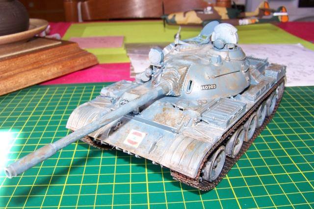 T-55A 1/35 Tamiya fini 100_9425