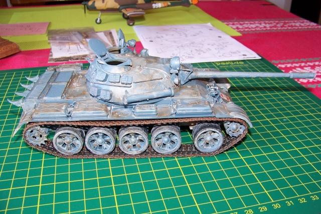 T-55A 1/35 Tamiya fini 100_9426