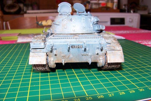 T-55A 1/35 Tamiya fini 100_9427