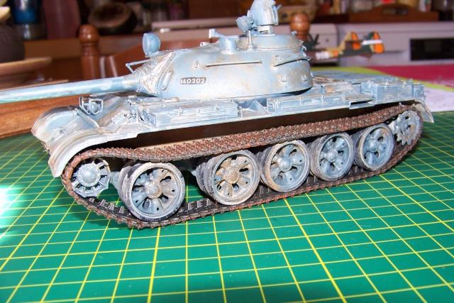 T-55A 1/35 Tamiya fini 100_9429