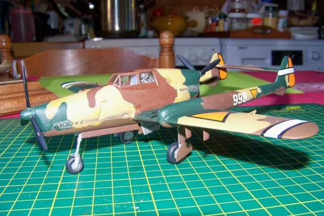 Fokker D XXIII 1/48 Fini - Page 3 100_9430