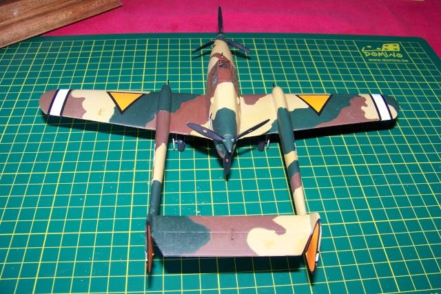 Fokker D XXIII 1/48 Fini - Page 3 100_9431