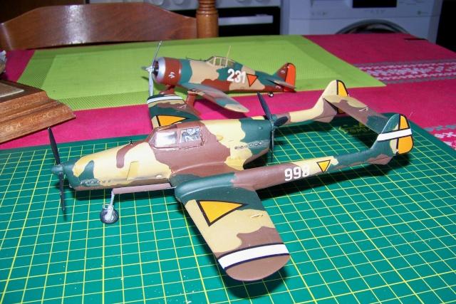 Fokker D XXIII 1/48 Fini - Page 3 100_9432