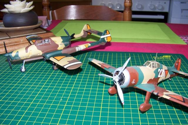 Fokker D XXIII 1/48 Fini - Page 3 100_9433