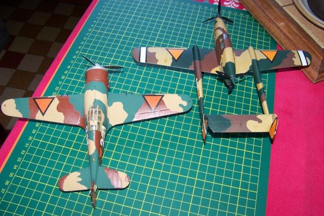Fokker D XXIII 1/48 Fini - Page 3 100_9434