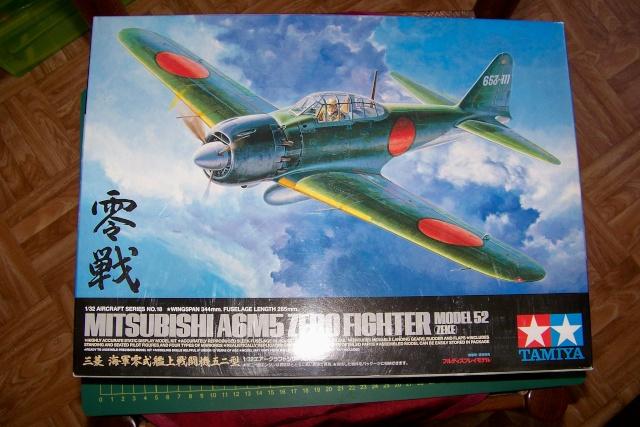 A6M5 type 52b Rei shiki Kanjo sentoki ( Reisen)Tamiya 1/32 100_9444