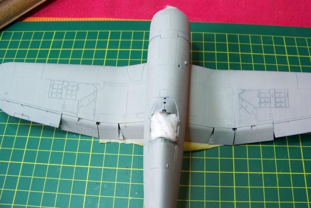 F4U-1 A Corsair Tamiya 1/48 oui mais un All Black ! fini 100_9451