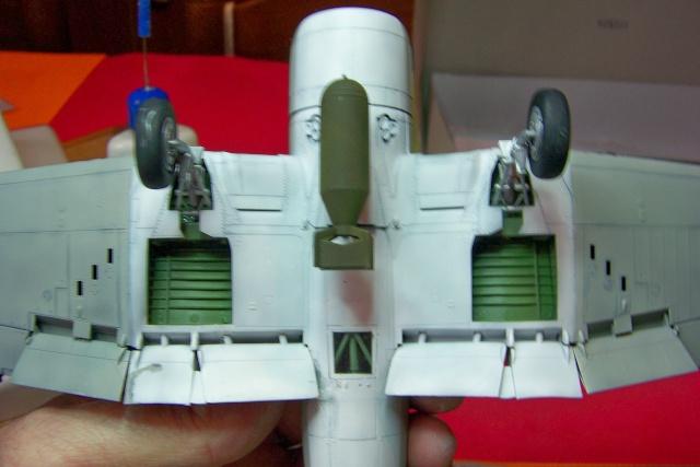 F4U-1 A Corsair Tamiya 1/48 oui mais un All Black ! fini 100_9458