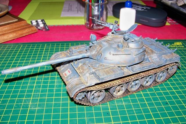 T-55A 1/35 Tamiya fini - Page 2 100_9460