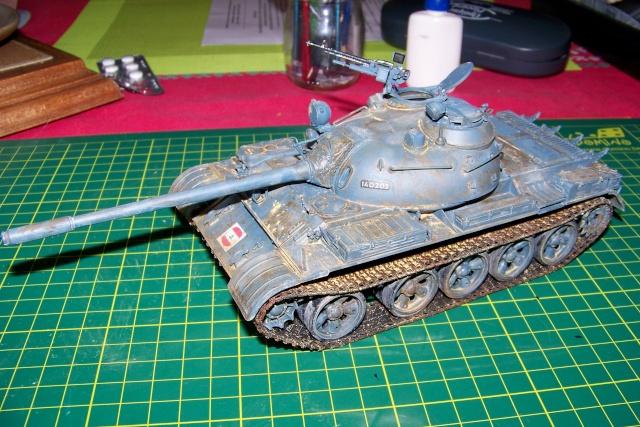 T-55A 1/35 Tamiya fini - Page 2 100_9461