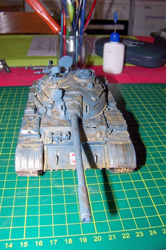 T-55A 1/35 Tamiya fini - Page 2 100_9462