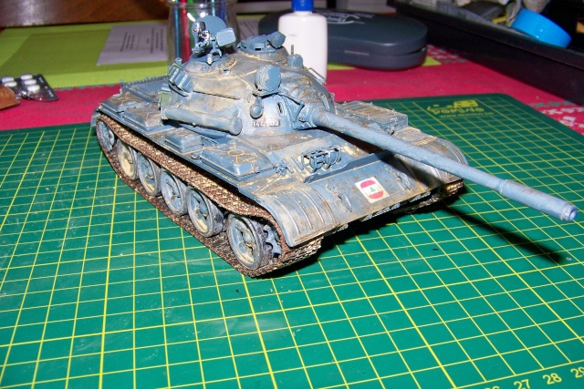 T-55A 1/35 Tamiya fini - Page 2 100_9463