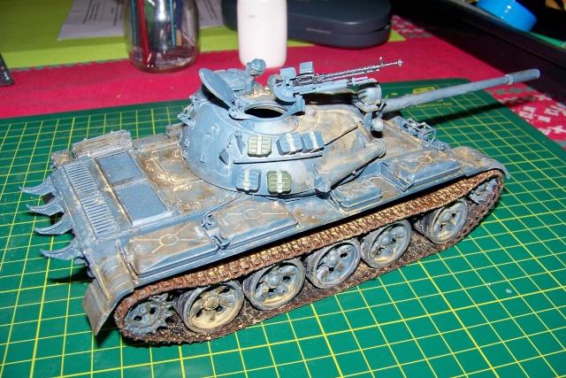 T-55A 1/35 Tamiya fini - Page 2 100_9464