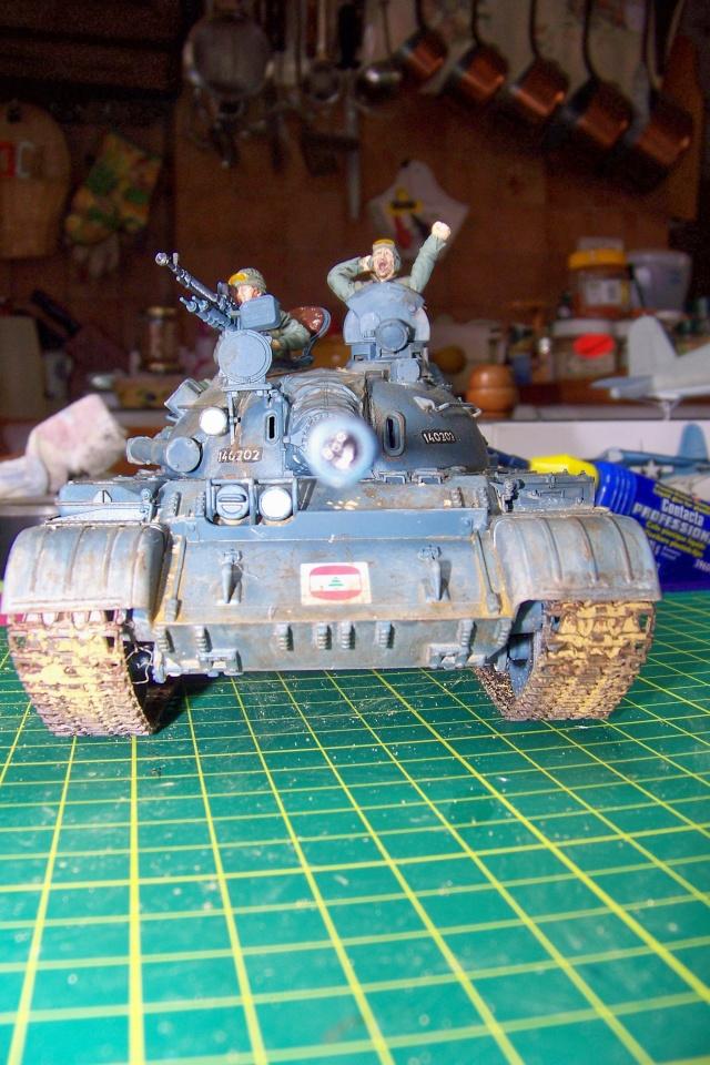 T-55A 1/35 Tamiya fini - Page 2 100_9465
