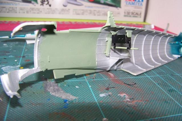 A6M5 type 52b Rei shiki Kanjo sentoki ( Reisen)Tamiya 1/32 100_9526