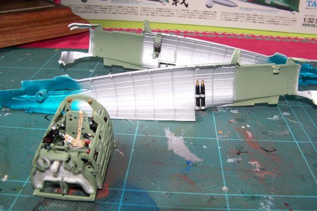 A6M5 type 52b Rei shiki Kanjo sentoki ( Reisen)Tamiya 1/32 100_9527