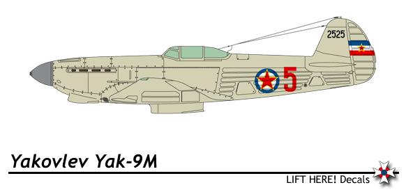 Montage: Arado Ar196A, Sword 1/72 - Page 2 Yak_9_10