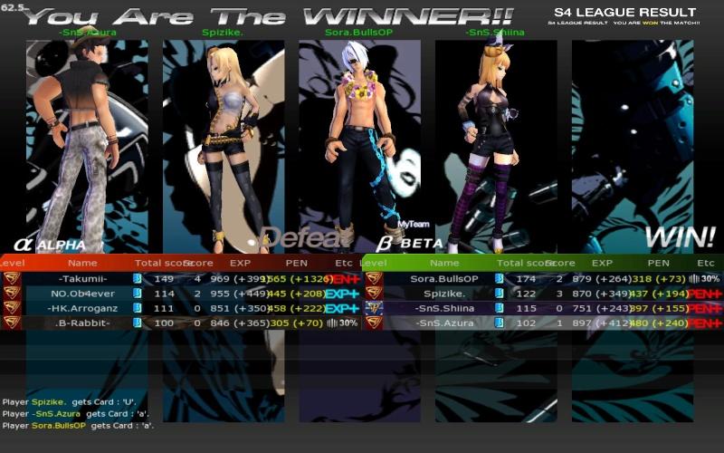 MASTER Tournament - Shin Sekaii S4_20134