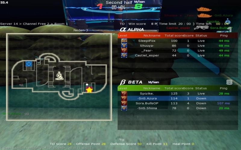 MASTER Tournament - Shin Sekaii S4_20135