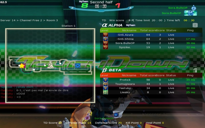 MASTER Tournament - Shin Sekaii S4_20159