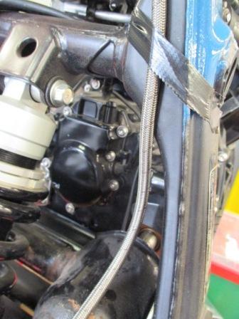 L´abono carrera_Eine Honda CX650 mutiert zum Cafe Racer - Seite 2 Img_1119