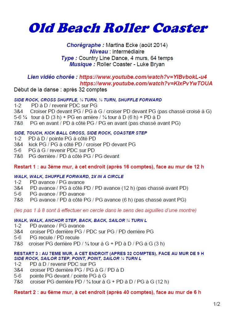 2014-2015 Chorégraphies INTERMÉDIAIRES  3_14_o10