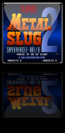 [MVS -  NGCD] Metal Slug 2 Turbo, le tuto Mslug211