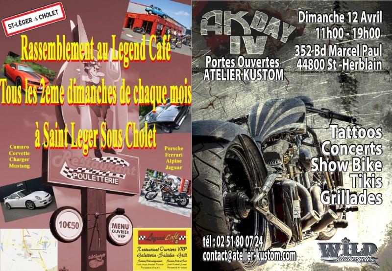 RENCONTRE - 2ème dimanche de chaque mois: rassemblement autos/motos prestige 49 2015-012