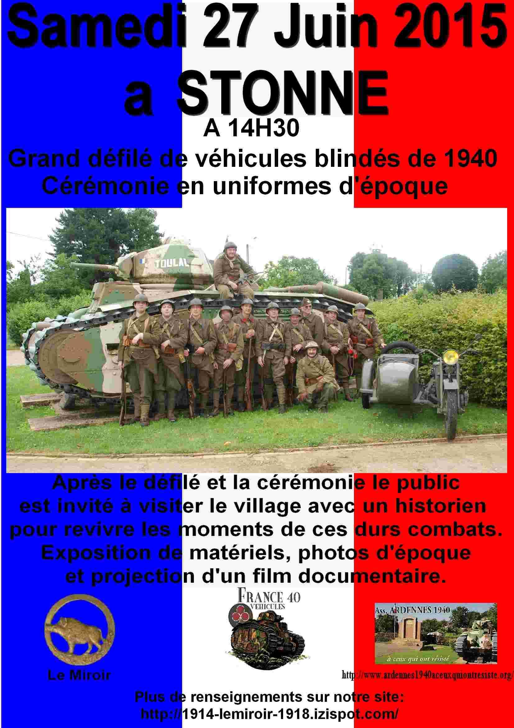 Section France 40 - Association Le Miroir Affich10
