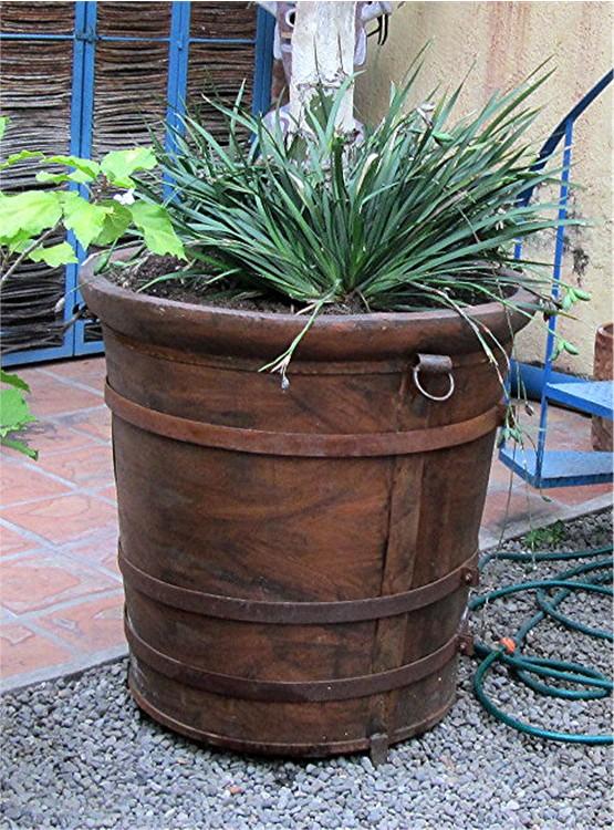 Fibreglass macetas anyone? Garden10